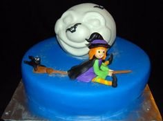 Leelees Cake-abilities: Witch Cake