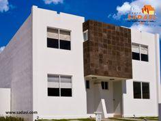 #lasmejorescasasdemexico LAS MEJORES CASAS DE MÉXICO. SAN ARTURO 3R, es un hermoso modelo de vivienda en nuestro desarrollo Hacienda Viñedos. Está acondicionado con sala, comedor, cocina, cuarto de TV, 3 recámaras, 3 baños completos, patio de servicio y cajón de estacionamiento. En Grupo Sadasi, le invitamos a comprar su casa en nuestros desarrollos de Guanajuato, donde le encantará vivir. mgmendozaz@sadasi.com