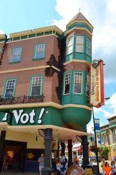 Ripley's Believe It or Not! Odditorium in Gatlinburg, Tennessee