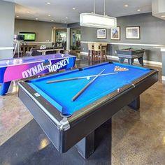 Billiards anybody? @Newtown Crossing