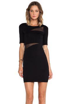 Bailey 44 Vanishing Point Dress in Black