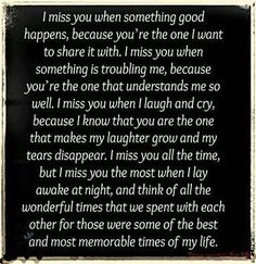 I miss you papa 💔 Dad Quotes, Husband Quotes, Great Quotes, Inspirational Quotes, True Quotes, I Miss My Mom, Love My Husband, Missing You Quotes For Him, Mom In Heaven