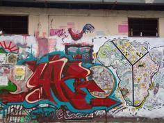 Enroque de ciencia: Graffitis científicos. 75