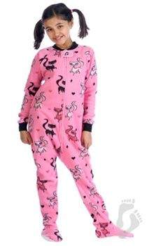 footie pajamas for girls 10 and up | Details about Komar Kids ...