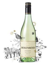 Brokenwood Wines | Brand Image Campaign by Geoff Courtman, via Behance