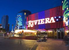 n the early hours of Tuesday morning, the Las Vegas Strip will repeat an act it has staged many times before: an implosion at an old resort to make way for something new. This time it's the Riviera, and Tuesday's implosion of the Monaco Tower is the first ...