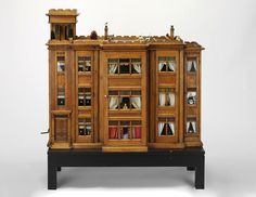 Dolls' house - Bettiscombe; Miss Pinney's House - Victoria & Albert Museum. ca. 1870
