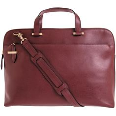 Lodis Jamie Medium Leather Briefcase (For Women))