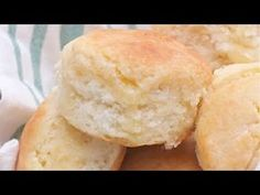 *Tried & True* Deep south buttermilk biscuits! Tender, fluffy, buttery biscuits that are easy to make.