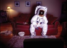 'Unemployed Astronauts' #deepcor #reality #unemployment #space #astronauts