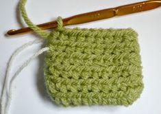 Materials: * Worsted weight acrylic yarn * crochet hook * inch button * Swivel clasp with split ring * stitch markers (I us. Diy Crochet Coin Purse, Crochet Purses, Crochet Hooks, Free Crochet, Crochet Bags, Purse Patterns Free, Crochet Purse Patterns, Free Pattern, Stitch Markers