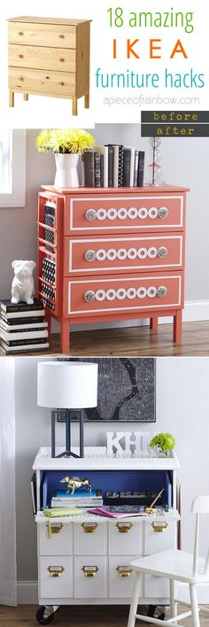 Easy Custom Furniture With 18 Amazing Ikea Hacks   Page 2 Of 3