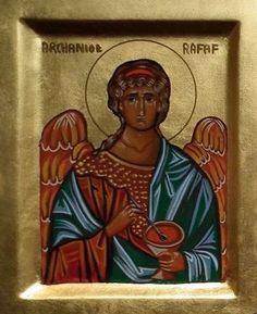 Archangel Raphael (Rafael)