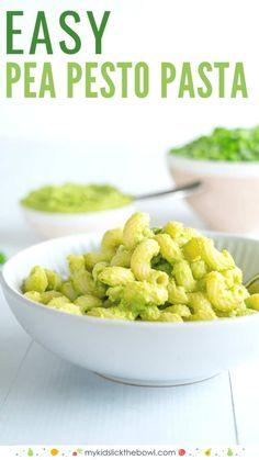 Homemade healthy pea pesto pasta, an easy quick vegetarian meal #pasta #pastarecipe #pesto #pestorecipe #vegetarian #vegetarianrecipe #healthyrecipe