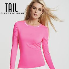 """Tail """"Electric Rush"""" Apparel Line"""