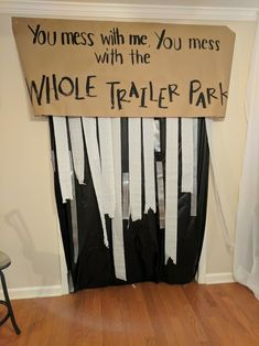 Trailer Park Tragedy: A Murder Mystery Game – Night of Mystery Redneck Birthday, Birthday Bash, Teen Birthday, Birthday Parties, Park Party Decorations, Redneck Decorations, Mystery Dinner Party, Murder Mystery Parties, 30th Party