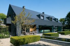 WillemsenU Architects Design A Contemporary Update For This Dutch Home