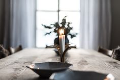 Scotland and Killiehuntly Farmhouse in the Cairngorms - images from working with Wildland Ltd. Photographer is Martin Kaufmann Dining Area, Dining Room, How To Stay Awake, Restaurant, Christmas Past, Yule, Interior Inspiration, Farmhouse Style, New Homes