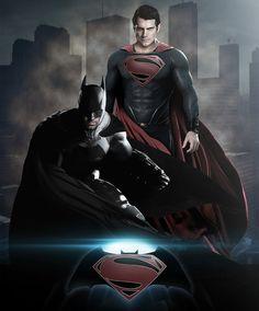 Superman Vs. Batman e Liga da Justiça