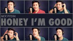 Andy Grammer - Honey I'm Good - A cappella Cover - Nick Pitera