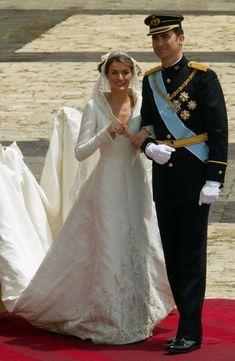 Vestidos de novias de famosas ¡Haz click en la imagen para ver más!