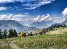Mountain hike in the Swiss Alps, Hoch Ybrig Mountain Hiking, Swiss Alps, Winter Fun, Switzerland, Serenity, Adventure, Mountains, City, World