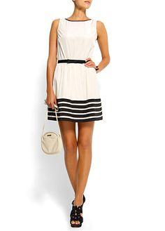 MANGO - CLOTHING - Flared skirt dress
