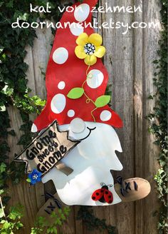 Hey, I found this really awesome Etsy listing at https://www.etsy.com/listing/294003133/summer-door-hanger-extra-large-gnome