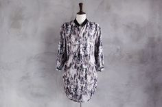 unique shirts dress by paris-newyork