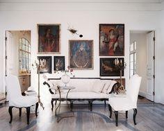 50 вариантов оформления интерьера в французском стиле - Сундук идей для вашего дома - интерьеры, дома, дизайнерские вещи для дома