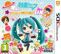 Hatsune Miku: Project Mirai DX (Nintendo 3DS): Amazon.co.uk: PC & Video Games