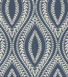 Home Decor Fabrics-Waverly Carino / Azure: upholstery fabric: home decor fabric: fabric: Shop | Joann.com