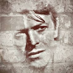 David Bowie 'Beyond the Walls' by i.love.being.alive