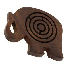 Labyrinth Brain Teaser Puzzles Balls In Maze Elephant Toy Wooden Game Gifts Labyrinth Game, Indians Game, Maze Puzzles, Brain Teaser Puzzles, Traditional Toys, Board Games For Kids, Indian Crafts, Puzzle Toys, Toys Online