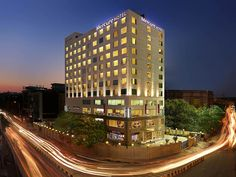 MERCURE HYDERABAD KCP: Located in Banjara Hills, the hotel is a walk away from popular malls (GVK 1 & City Centre). It's 15min from US…