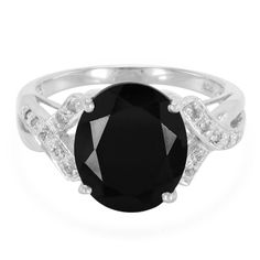 #ring #black #fashion #argent  www.juwelo.fr