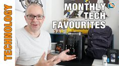 Monthly Tech Favourites - Krups STM & Just Mobile - August 2015