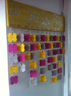 1000 ideas about calendrier perpetuel anniversaire on pinterest. Black Bedroom Furniture Sets. Home Design Ideas