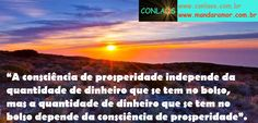 Bom dia, gente querida!!! :)  Beijos no coração!!! :)  INSCREVAM-SE NO CONGRESSO CONLAÓS 3: http://www.conlaos.com.br/conlaos3  CURTAM A NOSSA FANPAGE: http://www.facebook.com/conlaos  VISITEM O NOSSO SITE: http://www.conlaos.com.br/blog  #conlaos #mandaramor #leidaatracao #poderdamente #poderdosubconsciente #autoconhecimento #mudancadeparadigmas #sairdazonadeconforto #osegredo #gratidao