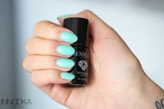 semillac miętowy 022 mint innooka Nail Polish, Nails, Beauty, Ongles, Finger Nails, Nail Polishes, Polish, Beauty Illustration, Nail