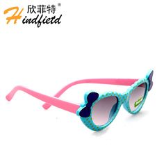Fashion Colorful Cartoon Children Sunglasses Boys/Girls Gafas Oculos Toad glasses pc frame UV400 Anti-UV Like and share if you think it`s fantastic! Get it here