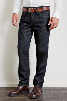 Buy Smart Raw Jeans from the Next UK online shop