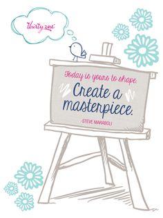Create a masterpeice <3