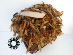 """Floki"" casual bag / ""Torebka ""Floki"" na codzień by Alina Tyro-Niezgoda / Tender December  More / Więcej: http://tenderdecember.eu/5962-2/ To buy / Aby kupić: http://tenderdecember.eu/shop/produkt/floki-brown-bag-brazowa-torebka-floki/"