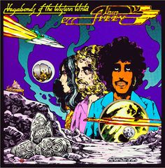 Thin Lizzy - Vagabonds Of The Western World on 180g LP