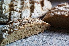 Kartoffel-Bier-Brot glutenfrei