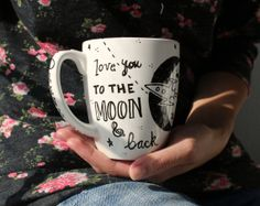 Hey, I found this really awesome Etsy listing at https://www.etsy.com/listing/187208122/i-love-you-to-the-moon-and-back-hand