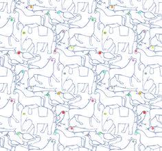 Papier peint Animals (Bien Fait)