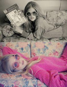 Wildfox dolls of Beverly Hills, Wildfox lookbook, Kimberly Gordon