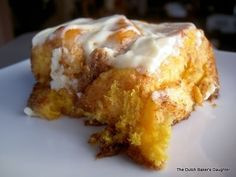 Sweet Potato Cinnamon Rolls!   Will substitute flour with Better Batter
